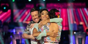 "Strictly's Chris Ramsey shares sweet message to ""legend"" Karen Hauer"