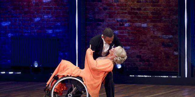 The Greatest Dancer viewers in awe of Jaqueline and Alex's stunning ballroom routine