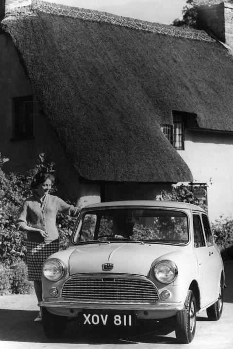 1959: BMC Mini