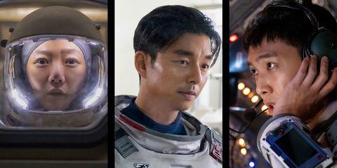 netflix 2021韓劇,孔劉《寂靜的大海》
