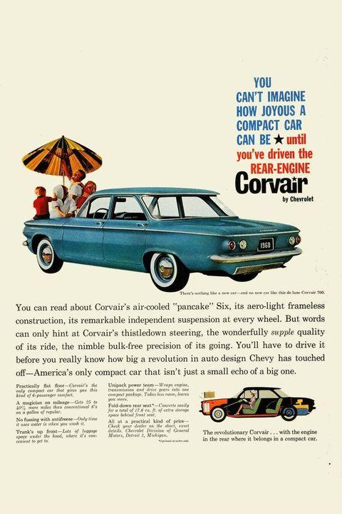 1960: Chevrolet Corvair