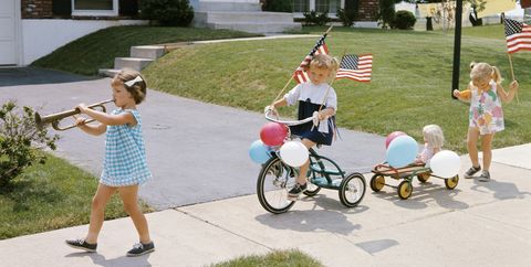 Independence Day Throughout the Years