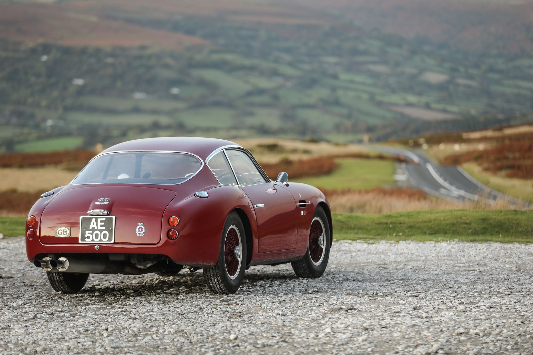 1961 Aston Martin Db4 Gt Zagato Could Go For 10m