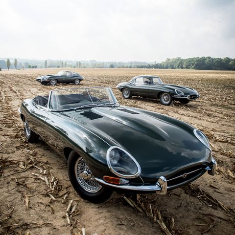 The Greatest Cars of All Time: The Sixties