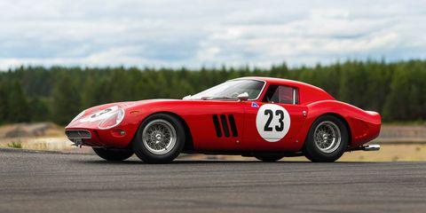 1962 Ferrari Scaglietti 250 GTO