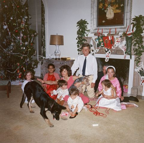 A Timeline of White House Christmas Decorations Through The Years