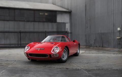 1964 ferrari 250 mm sold for $17 6 million