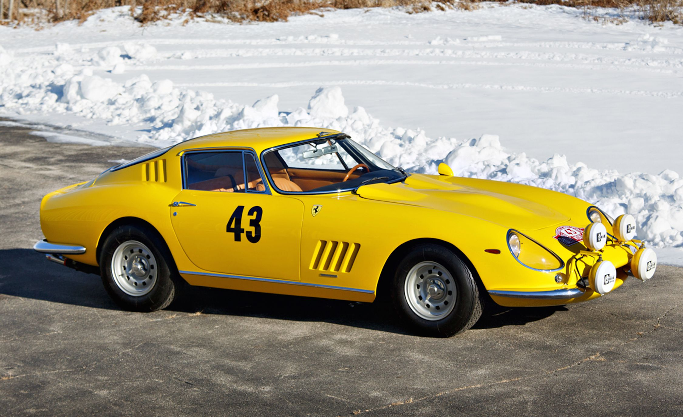 1964 ferrari 275 gtb prototype going up for sale