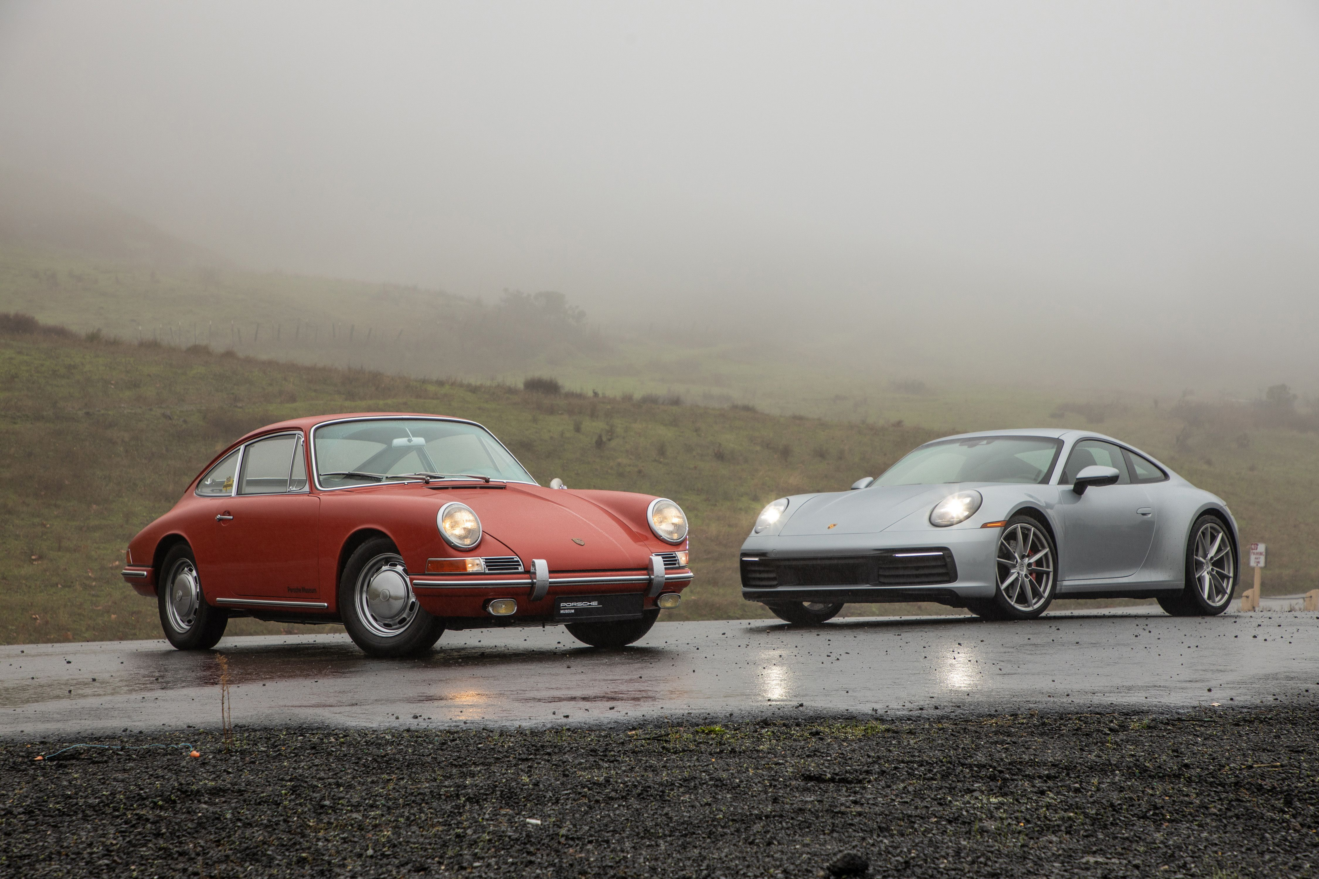 Defining The Porsche 911 New Vs Old