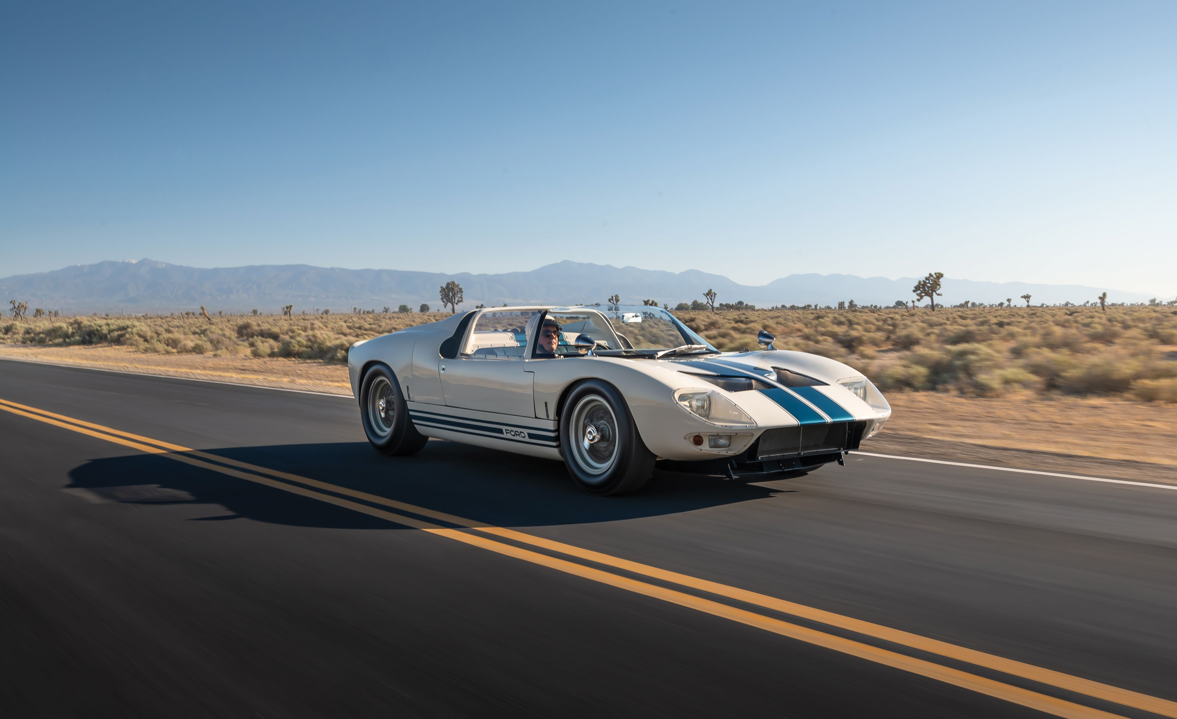 54 Years After We Drove This Ford Gt40 Roadster It S Being Auctioned For Millions