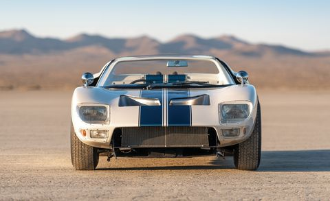 1965 Ford GT40 roadster