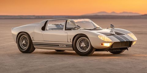 Ford GT40 Roadster Prototype subasta RM Sotheby's