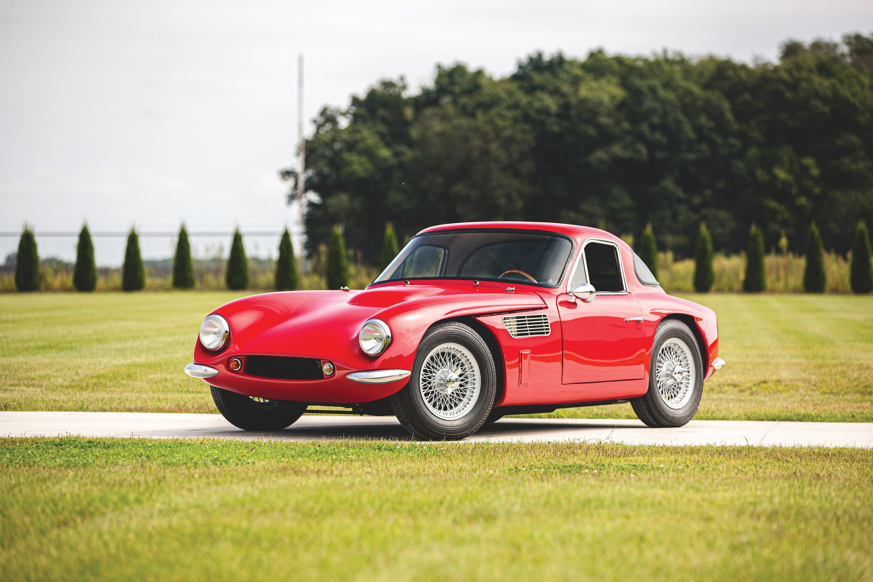 Let This One-Off TVR Griffith Prototype Brighten Your Collection