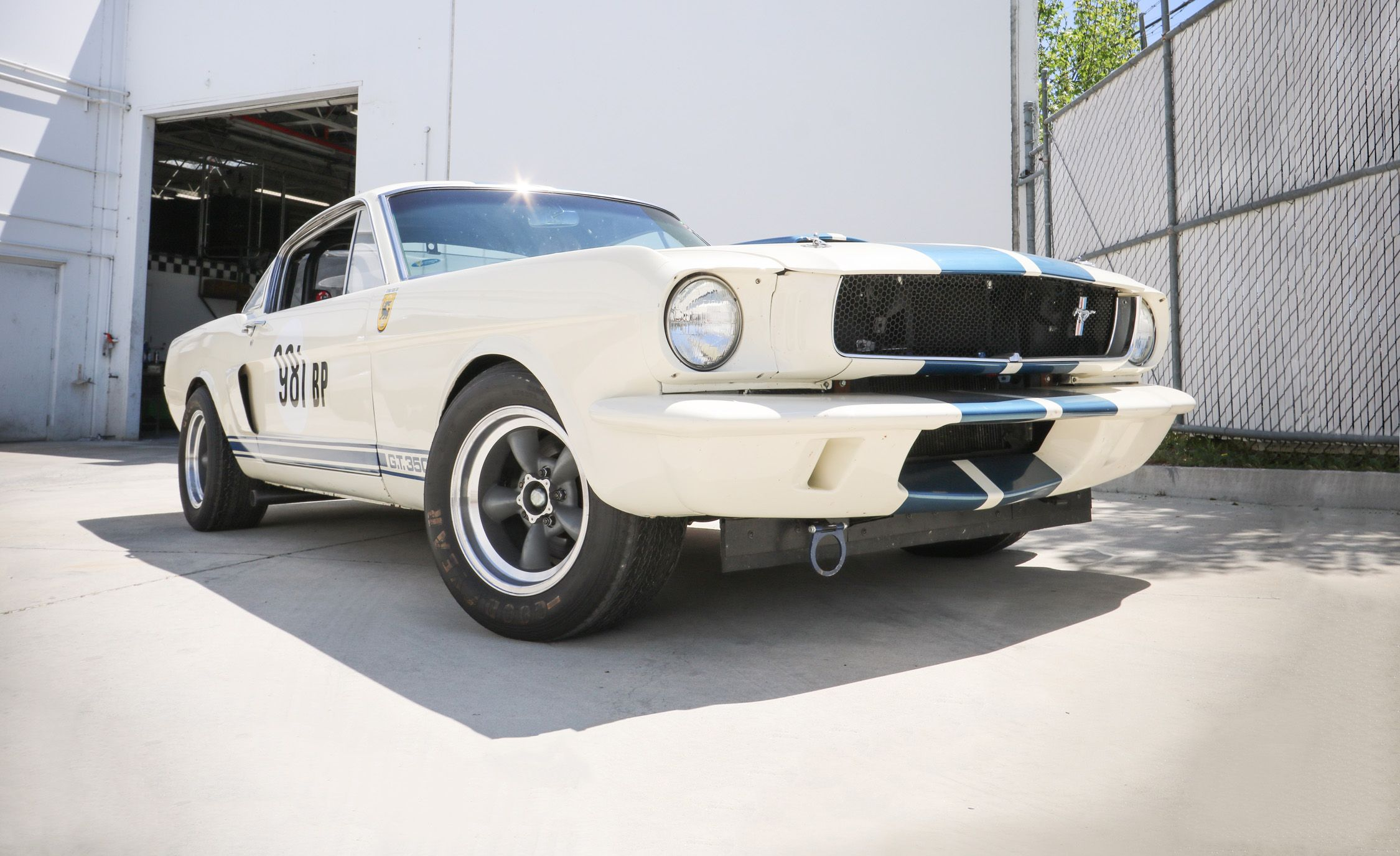 Driven the 1965 ovc shelby mustang gt350r is new but its also old review car and driver