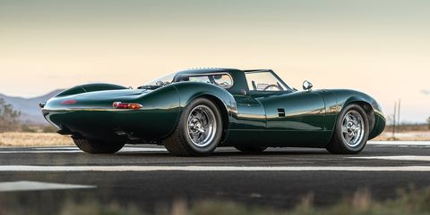 1966 Jaguar XJ13 Replica for Sale Via RM Sotheby's
