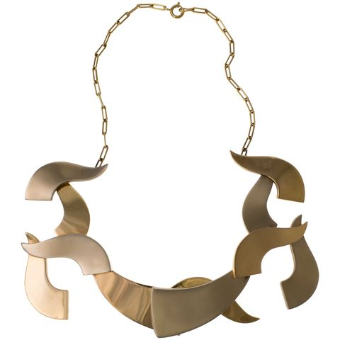 Necklace, Fashion accessory, Beige, Jewellery, Chain,