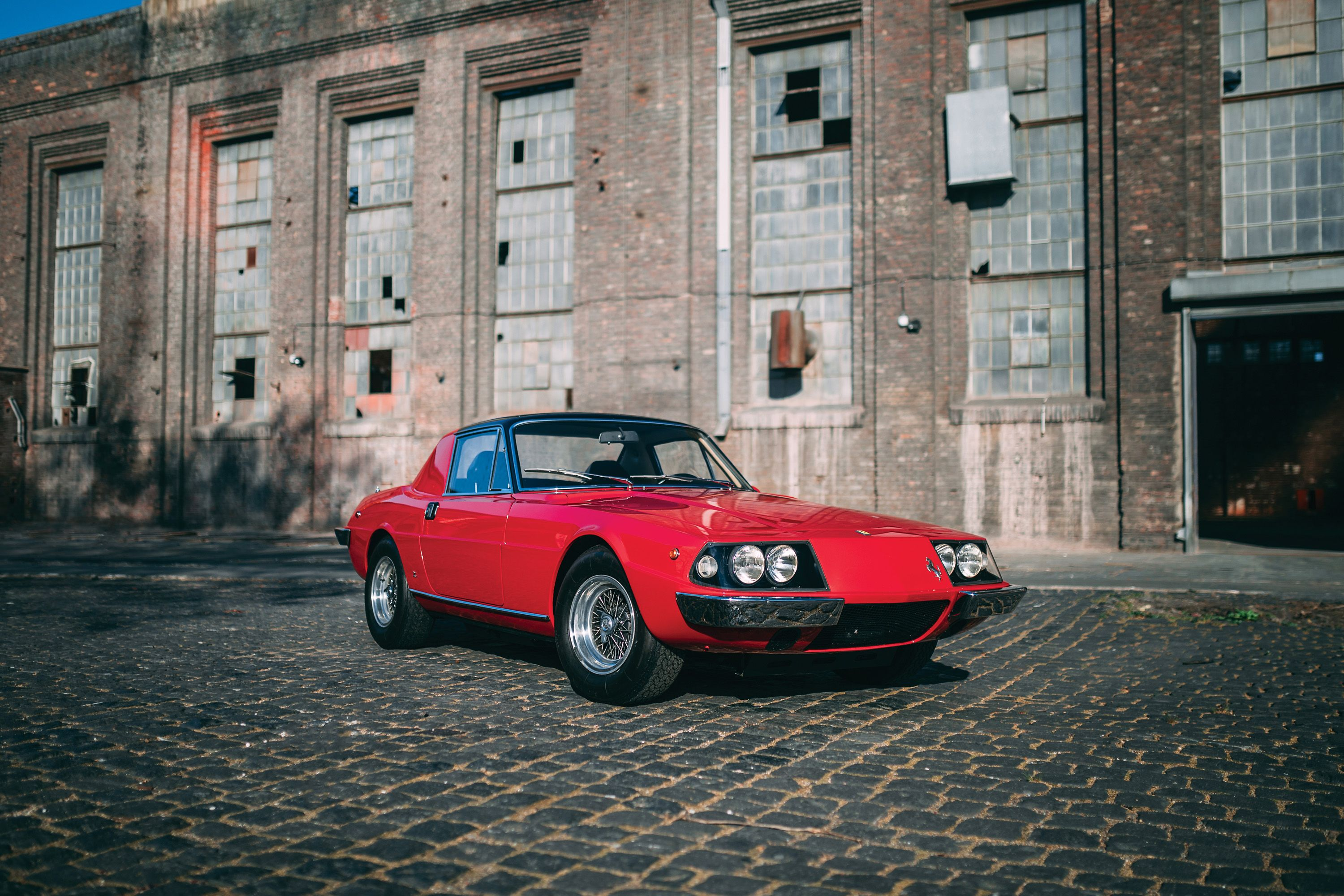 This Is the One-Off Zagato Ferrari Your Life Is Missing