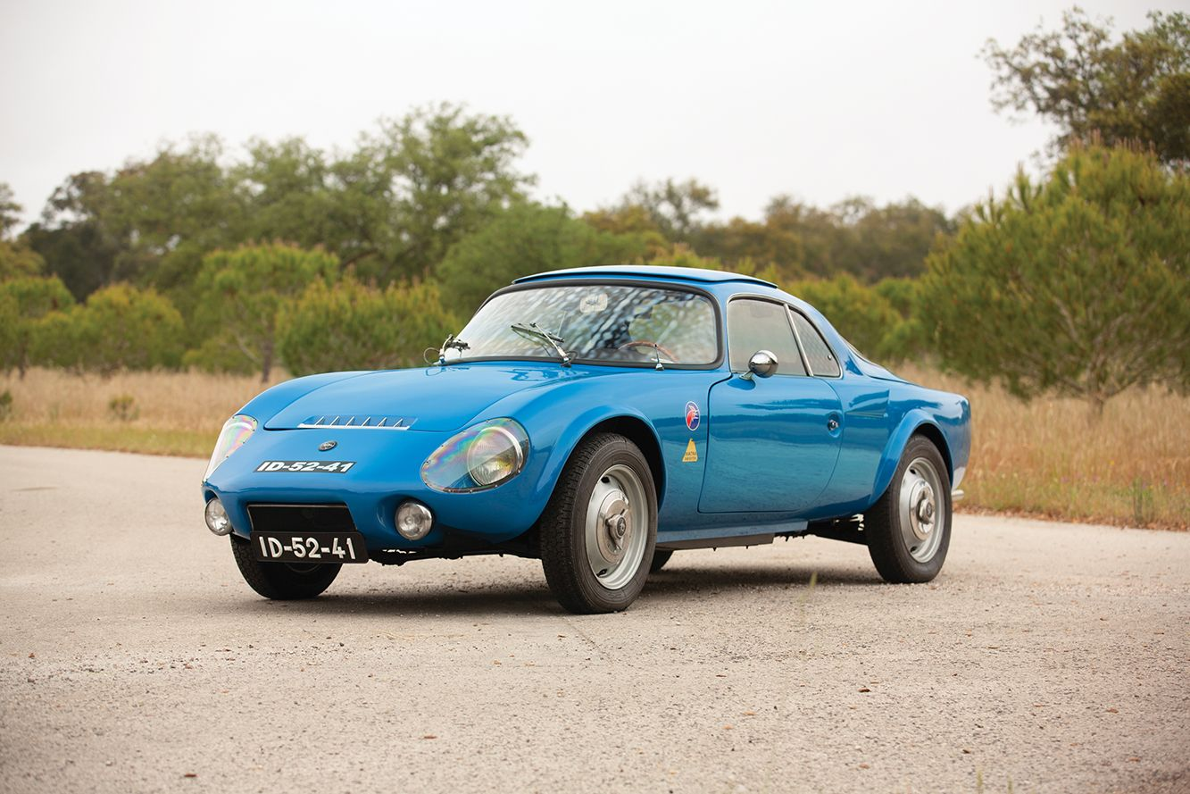 1965 Matra Djet for Sale Via RM Sotheby's in Portugal