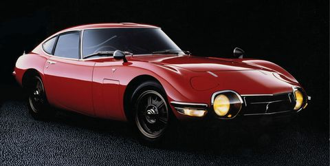 The 22 Best Sports Cars From The 1960s