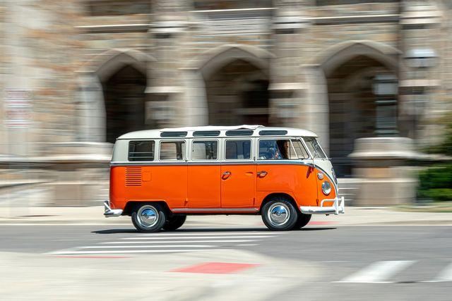 1967 volkswagen samba microbus deluxe
