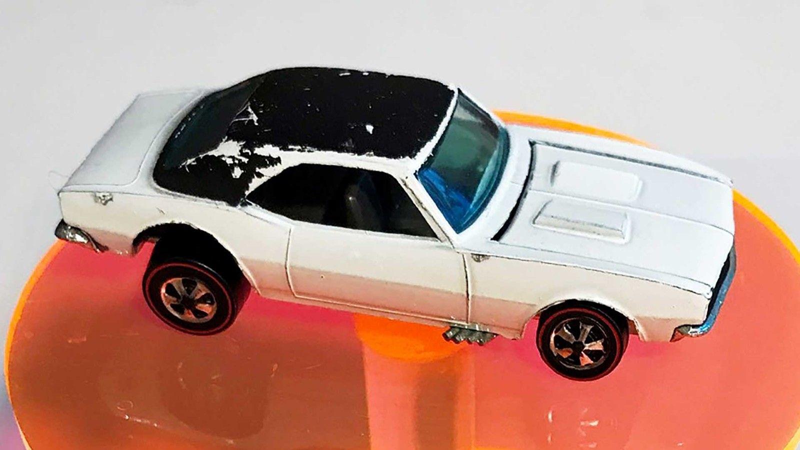 Este Chevrolet Camaro de juguete vale una fortuna