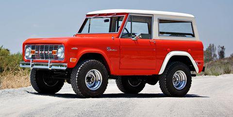 1969 Ford Holman Bronco