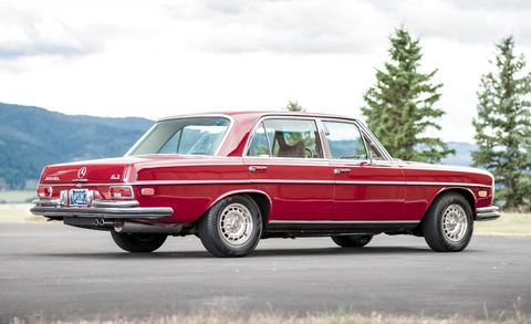 1969 mercedes benz 300sel