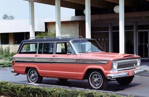 1969 super wagoneer