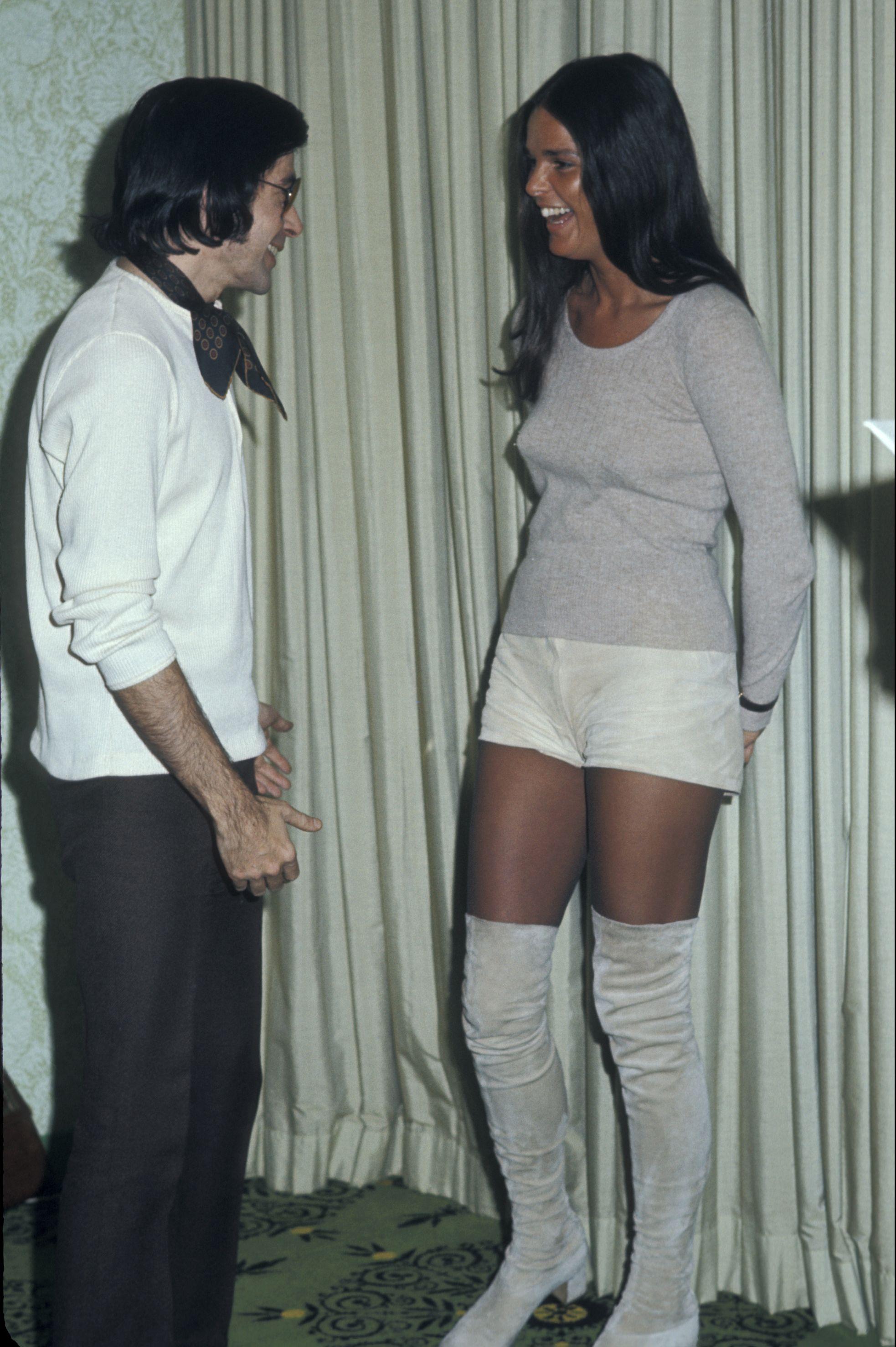1970: Knee-High Boots