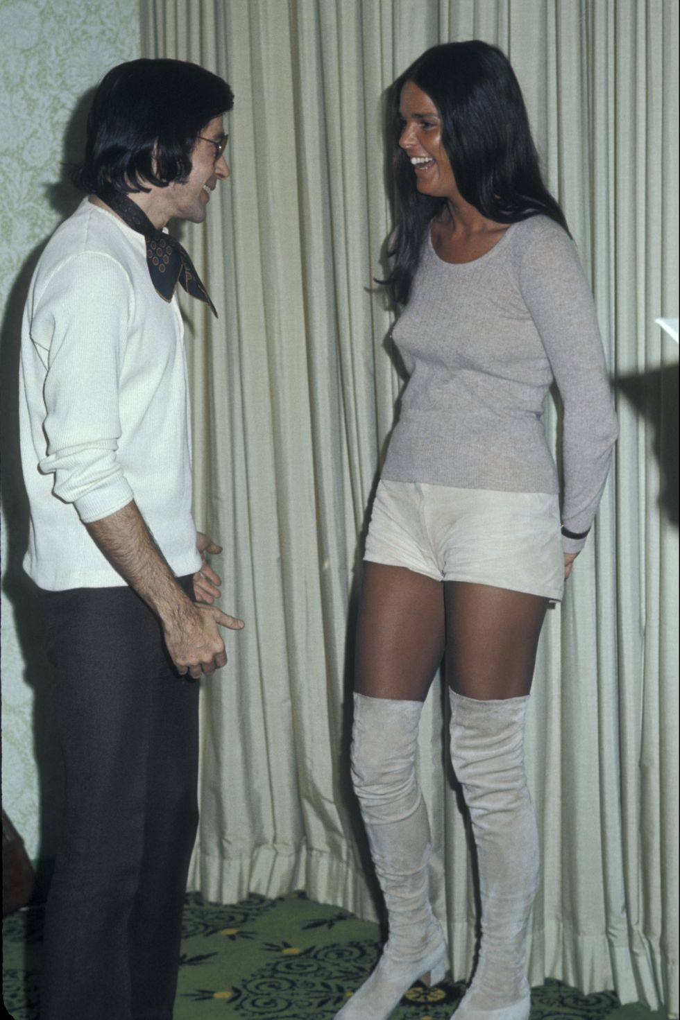 1970: Knee-High Boots