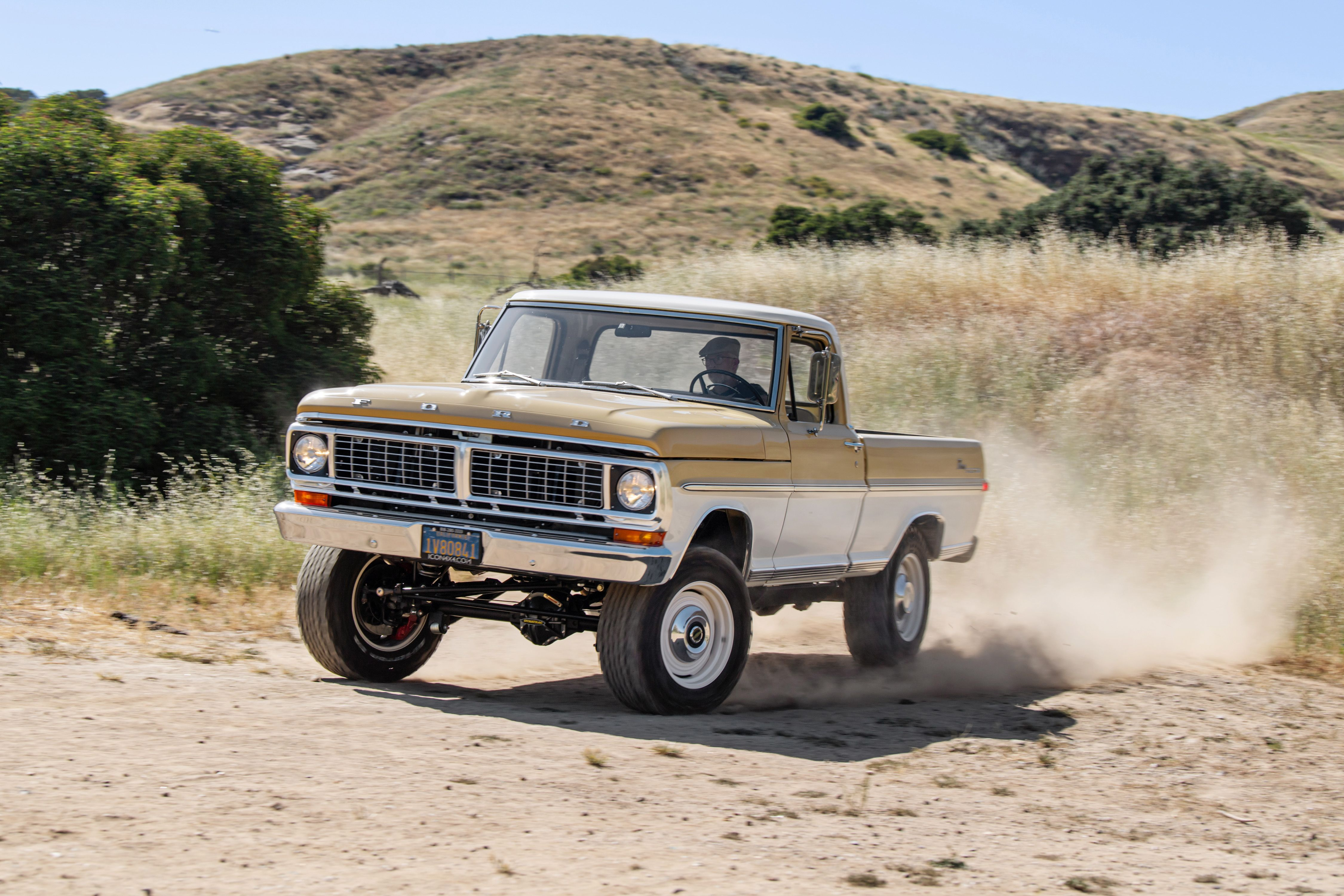 1970 Icon Ford F 100 Reimagines Vintage Truck Life