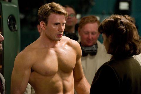 《復仇者聯盟》肌肉男合輯!所有英雄的肌肉特寫都幫你們整理好了,請享用!