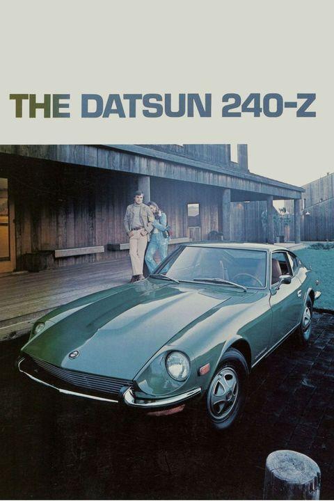 1970: Datsun 240-Z