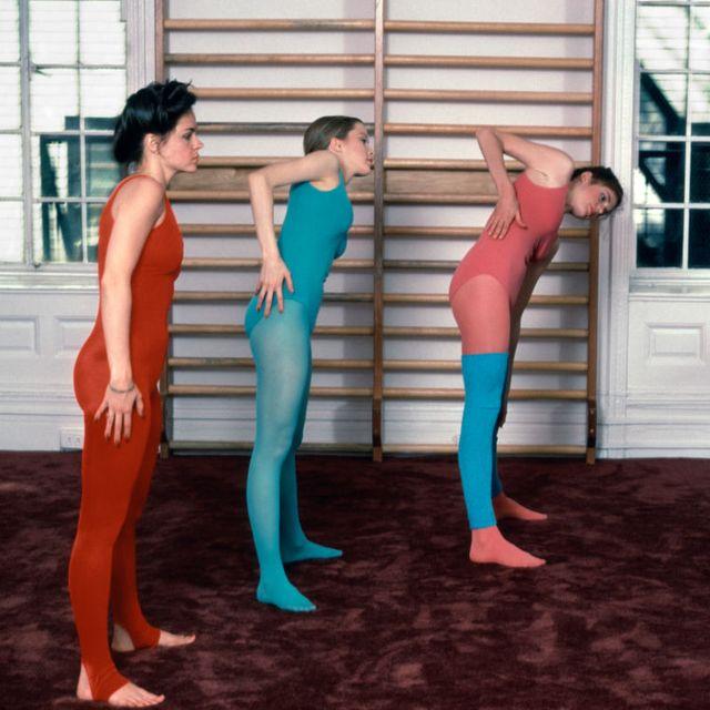 1970s 1980S 4 WOMEN GROUP...