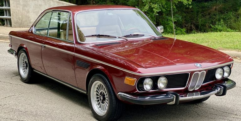Nothing Is Better Than a BMW E9