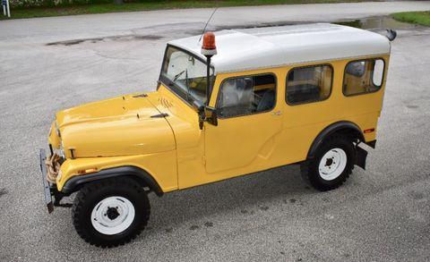 Land vehicle, Vehicle, Car, Motor vehicle, Jeep, Off-road vehicle, Jeep cj, Hardtop, Automotive exterior, Jeep dj,