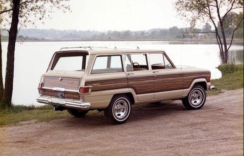 1975 jeep wagoneer rt
