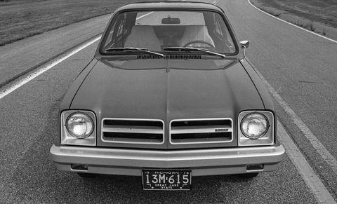 1977 chevrolet chevette