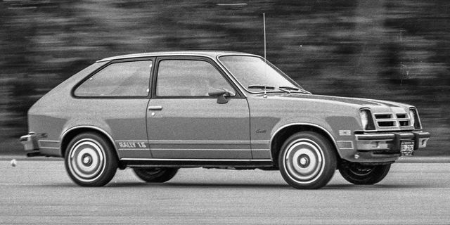 tested 1977 chevrolet chevette shows gm s efforts to get serious about small cars tested 1977 chevrolet chevette shows