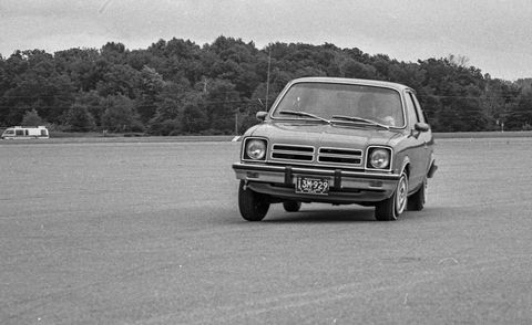 Tested: 1977 Chevrolet Chevette Shows GM's Efforts to Get Serious About Small Cars