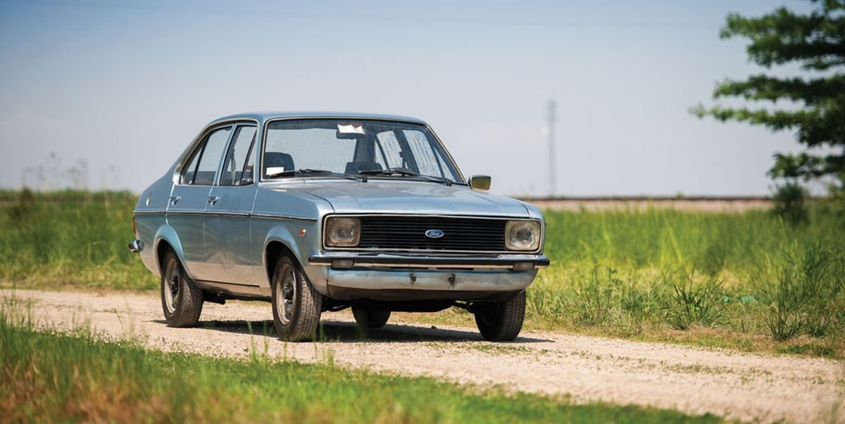 The Spirit of '76: This Is Pope John Paul II's Ford Escort   News   Car and  Driver