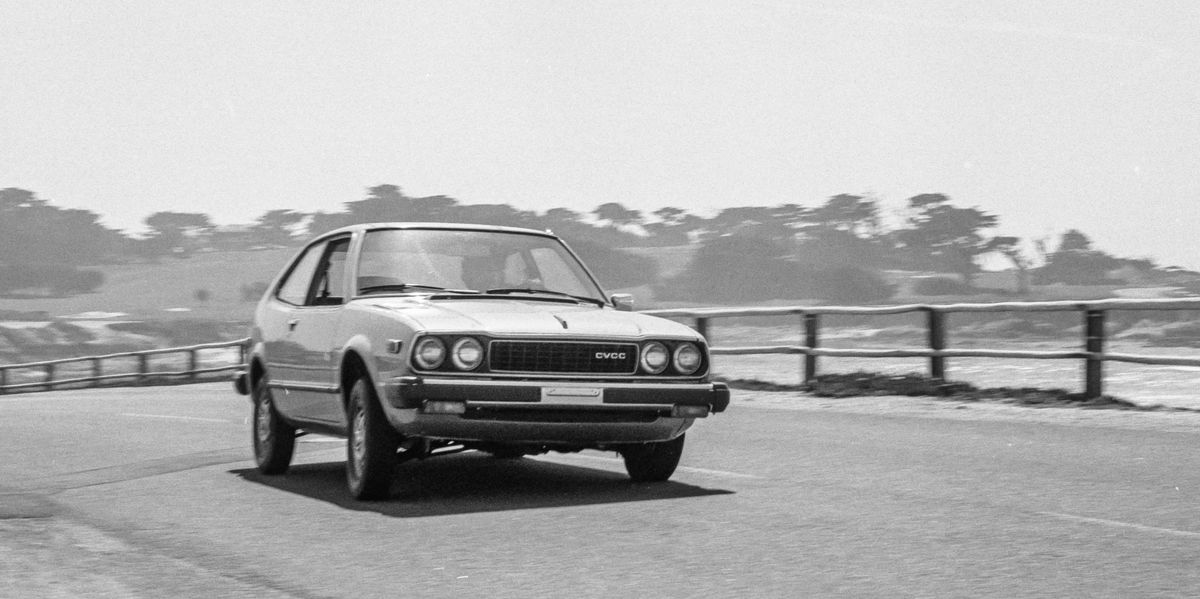 Tested: 1977 Honda Accord Changes the Game
