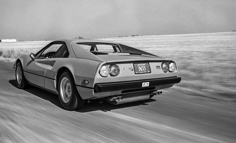 Tested 1977 Ferrari 308 Gtb Bucks Tradition In The Best Ways