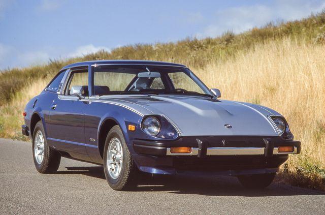 1979 datsun 280 zx