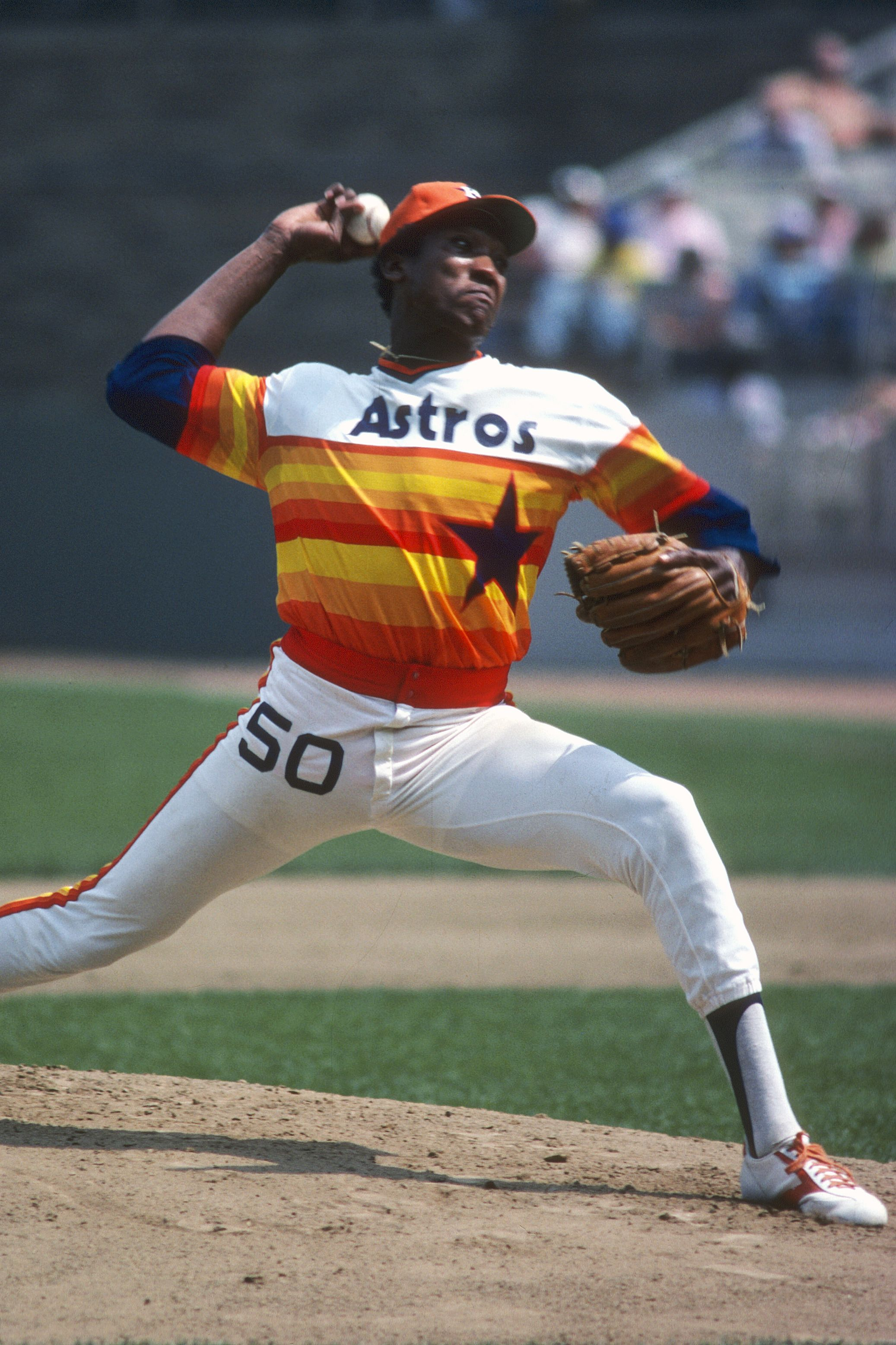 The Astros' tequila sunrise uniforms top the list of good-looking baseball styles