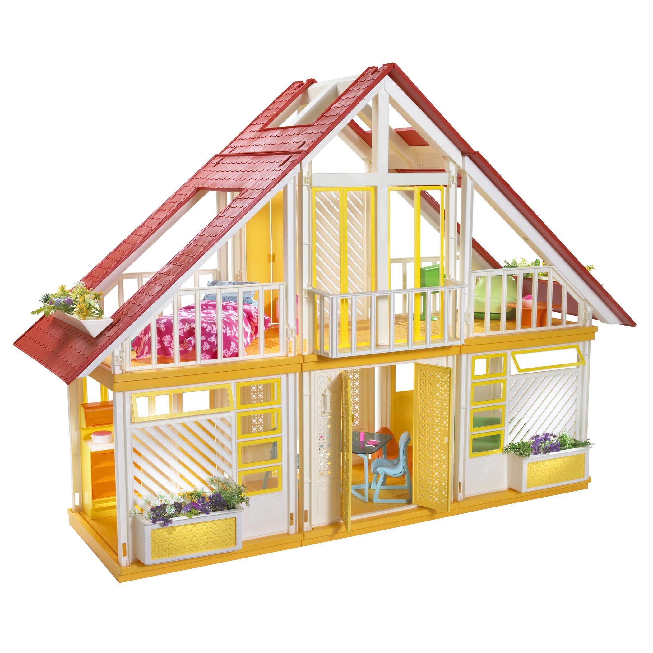 History Of Barbie Dream House Evolution Of Barbie Dream House