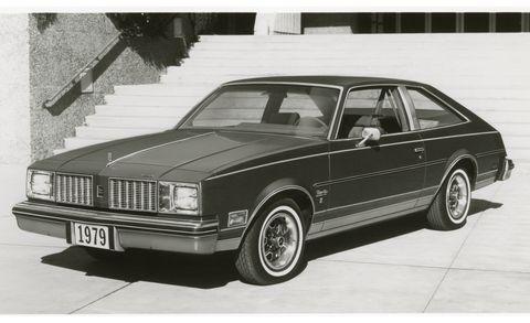 1979 Oldsmobile Cutlass Salon coupe