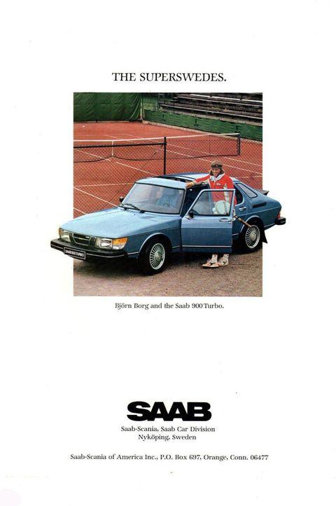 1979: Saab 900 Turbo