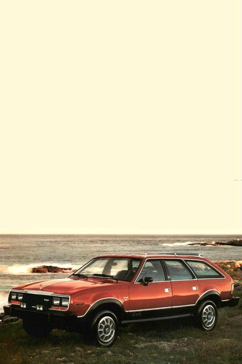 1980: AMC Eagle