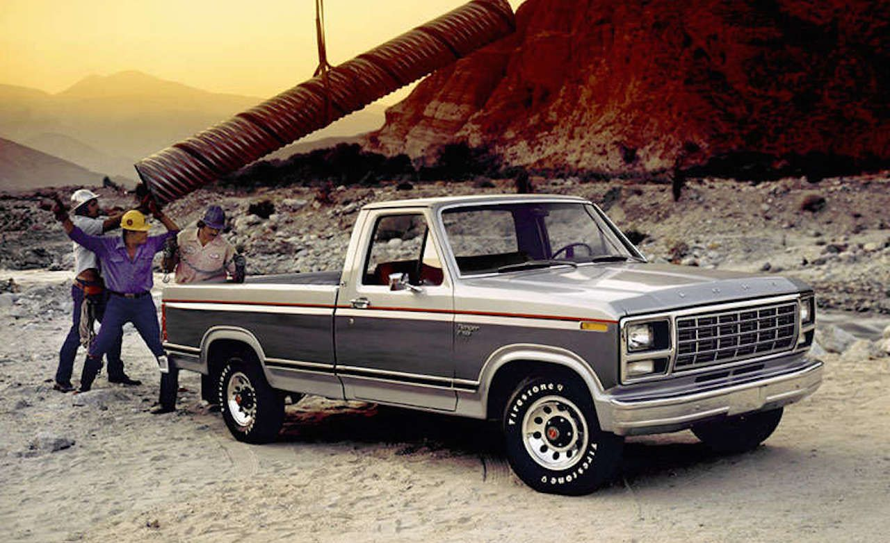 Fords F Series Pickup Truck Its History From The Model Tt To Today 1960 1968 Ford Crew Cab